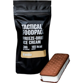 Tactical Foodpack Freeze Dried Ice Cream 38g, Vanilla